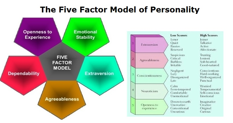 neuroticism and the five factor model essay Read this essay on five factor model come browse our large digital warehouse of free sample essays get the knowledge you need in order to pass your classes and more.